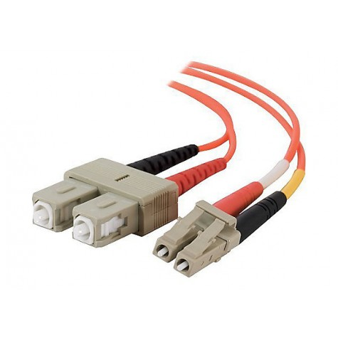 SC LC MM OM2 50/125 F/O PATCH CORD 1MT